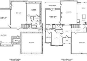 House Plans with A Safe Room House Plans with Safe Rooms