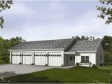 House Plans with attached 4 Car Garage 4 attached Car Garage Home Plan Floor Plans
