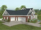 House Plans with attached 4 Car Garage 4 Car Garage Ideas