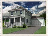 House Plans with attached 4 Car Garage Dream Of Modern American Foursquare House Plans Modern