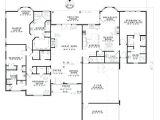 House Plans with attached Inlaw Apartment Mother In Law Suite Garage Floor Plans