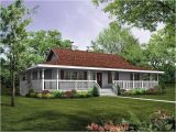 House Plans with Basements and Wrap Around Porch Ranch House with Wrap Around Porch and Basement House