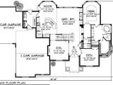 House Plans with Bay Windows Bay Windows Throughout European Accented Home Plan