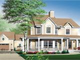 House Plans with Bay Windows House Plans with Porches and Bay Window Country House