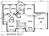 House Plans with Bay Windows One Story Bungalow House Plans Bay Window Small House
