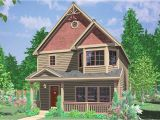 House Plans with Bay Windows Victorian Narrow Lot House Plan Front Bay Window