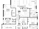 House Plans with Big Bedrooms Floor Plan Friday Excellent 4 Bedroom Bifolds with