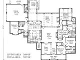 House Plans with Country Kitchens House Plans with Large Kitchens Rooms Porch Windows Back