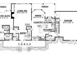 House Plans with Country Kitchens the Country Kitchen 8205 3 Bedrooms and 2 Baths the