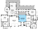 House Plans with Courtyards In Center Plan W16314md Unique Courtyard Home Plan E