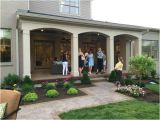 House Plans with Covered Back Porch Homearama House tour 5 the Bella Noelle Model Hooked