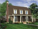 House Plans with Dormers and Front Porch Gambrel Roof with Dormers and Front Porch House Plan Hunters