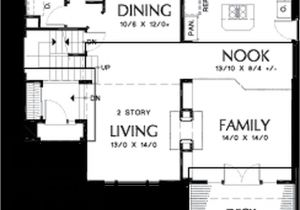 House Plans with Double Sided Fireplace Craftsman House Plan 2163ba the Barton 1942 Sqft 3
