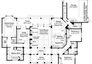 House Plans with Double Sided Fireplace Double Sided Fireplace Home Building Plans 49860