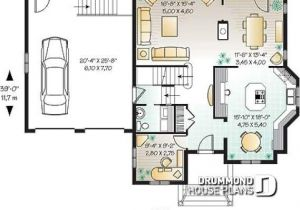 House Plans with Double Sided Fireplace House Plan W3432 Detail From Drummondhouseplans Com