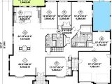 House Plans with Double Sided Fireplace Two Sided Fireplace Delight 80687pm Architectural