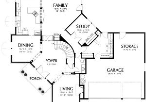 House Plans with Foyer Entrance Grand Angled Entrance 69363am Architectural Designs