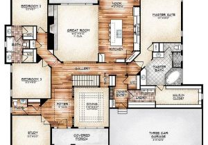 House Plans with Foyer Entrance I Love This Plan the Durango Model Plan Features A