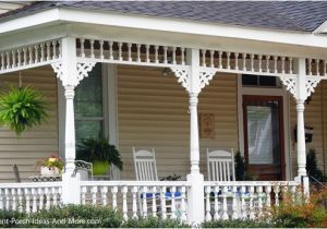 House Plans with Front Porch Columns Porch Columns Design Options for Curb Appeal and More