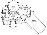 House Plans with Grand Staircase House Double Staircase Floor Plan