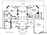 House Plans with Grand Staircase Masterpiece with Dual Grand Staircases 12080jl