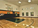 House Plans with Indoor Sport Court Indoor Basketball Court Healthy Support for More Private