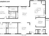 House Plans with Large Great Rooms House Plans Great Room Designing Rooms House Plans 47492