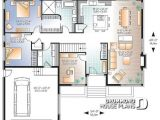 House Plans with Large Kitchen island House Plan W3280 Detail From Drummondhouseplans Com