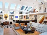 House Plans with Large Living Rooms Beautiful Loft In Stockholm with High Ceilings