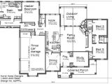 House Plans with Laundry Room attached to Master Bedroom House Plans by Korel Home Designs I Like the Master