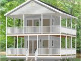 House Plans with Loft and Wrap Around Porch 24×24 Garage with Loft 12×12 House W Loft Wrap Around