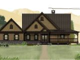 House Plans with Loft and Wrap Around Porch Open Floor Plan with Wrap Around Porch House Plans