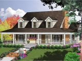 House Plans with Loft and Wrap Around Porch Porches Galore 7410rd 1st Floor Master Suite Bonus