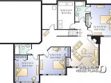 House Plans with Lots Of Storage House Plan W6916 Detail From Drummondhouseplans Com Reverse