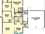 House Plans with Lots Of Storage Ranch House Plan with Lots Of Storage 55160br