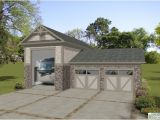 House Plans with Motorhome Garage Rv Garage 3070 the House Designers