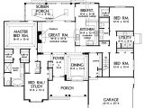 House Plans with Mudroom and Pantry Donald Gardner First Floor Plan Of the Lennon House