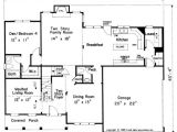 House Plans with No formal Dining Room or Living Room Four Bedroom House Plans 8 Hot Home Plans with 4 Bedrooms