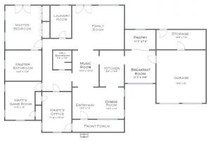 House Plans with No formal Dining Room or Living Room House Plans without formal Living Room