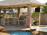 House Plans with Outdoor Kitchen and Pool Awesome Home Outdoor Kitchen with Pool Bistrodre Porch