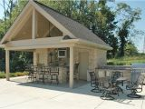 House Plans with Outdoor Kitchens Pool House Plans with Bar Home Design and Style