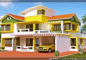 House Plans with Photo Gallery Kerala House Design Photo Gallery Youtube