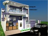 House Plans with Photo Gallery Single Front Elevation House Photo Gallery Front House