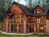 House Plans with Pictures Of Real Houses Hybrid Log and Timber Frame Style In the Copper House