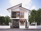 House Plans with Pictures Of Real Houses Small Zen Type House Design Homes Floor Plans