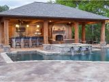 House Plans with Pool and Outdoor Kitchen Pool House Designs Outdoor solutions Jackson Ms
