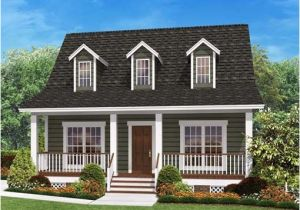 House Plans with Porch Across Front Picture Of House with Porch Across Front and White Railing