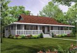 House Plans with Porches All Around House Plans with Porches All the Way Around Cottage