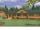 House Plans with Porches All Around Log Home Floor Plans with Wrap Around Porch