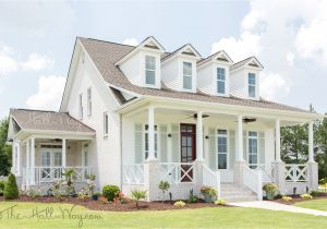 House Plans with Porches All Around southern Living House Plans Wrap Around Porches Elegant